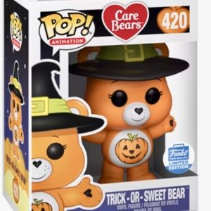 Funko Pop! Care Bears Trick-Or-Sweet Bear